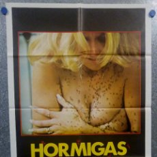 Cine: HORMIGAS. ROBERT FOXWORTH, LYNDA DAY GEORGE, SUZANNE SOMERS. AÑO 1979. POSTER ORIGINAL. Lote 170692800