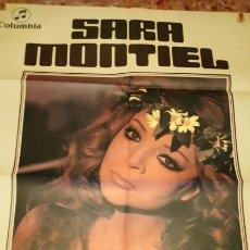 Cine: SARA MONTIEL CARTEL ORIGINAL. Lote 158289222