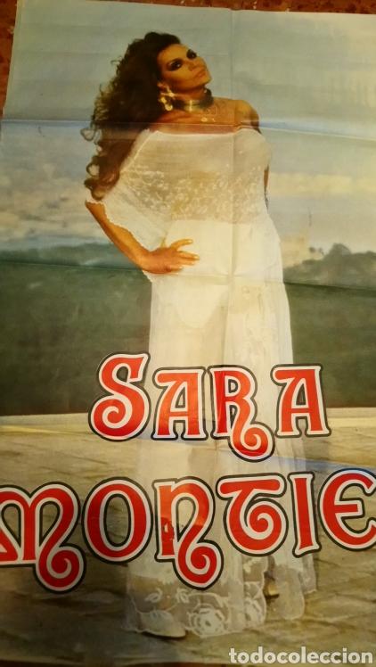 SARA MONTIEL CARTEL ORIGINAL (Cine - Posters y Carteles - Clasico Español)