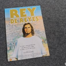 Cine: REY DE REYES DE SAMUEL BRONSTON. Lote 158601825