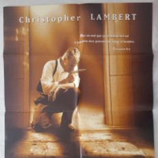 Cine: CARTEL DE CINE / RESURRECCION / 1999 / 70X100. Lote 159083494
