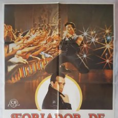 Cine: CARTEL DE CINE / FORJADOR DE IDOLOS / 1980 / 70X100. Lote 159115810