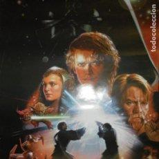 Cine: CARTEL DE CINE STAR WARS EPISODE III, REVENGE OF THE SITH. 67 X 99 CMS. POSTER.. Lote 159157582
