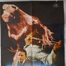 Cine: CARTEL DE CINE / EQUUS / 1977 / 70X100. Lote 159176138