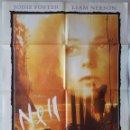 Cine: CARTEL DE CINE / NELL / 1994 / 70X100. Lote 159242574