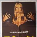 Cine: CARTEL DE CINE / EL GANCHO / 1976 / 70X100. Lote 159305474