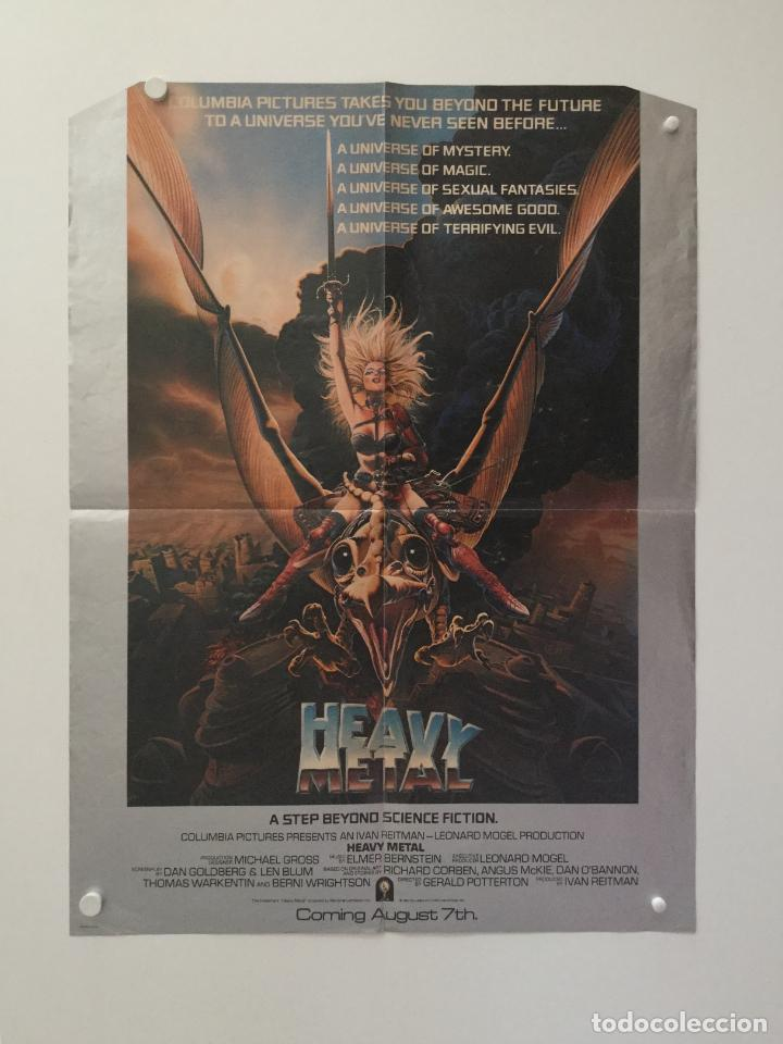 Heavy Metal Cartel Poster Original Gerald P Sold Through Direct Sale 159358226