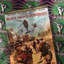 Cine: BLACK HAWK DERRIBADO (VERSIÓN EXTENDIDA) DVD 2 DISCOS. Lote 159385146