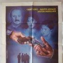 Cine: CARTEL DE CINE / CRIMEN EN FAMILIA / 1985 / 70X100. Lote 159393046