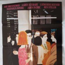 Cine: CARTEL DE CINE / AMIGOS & VECINOS / 1998 / 70X100. Lote 159401922