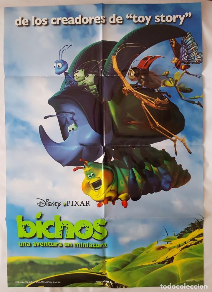 CARTEL DE CINE / BICHOS / 1998 / 70X100 (Cine - Posters y Carteles - Infantil)