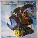 Cine: CARTEL DE CINE / BICHOS / 1998 / 70X100. Lote 159403254