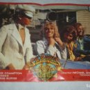 Cine: CARTEL ORIGINAL SGT. PEPPERS; LONELY HEARTS CLUB BAND - BEE GEES (PARAMOUNT). Lote 159689110