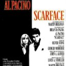 Cine: SCARFACE - EL PRECIO DEL PODER (POSTER). Lote 159925785