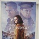 Cine: EL DIA QUE VENDRA. Lote 160616334