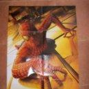 Cine: POSTER SPIDERMAN 75X52. Lote 160106402