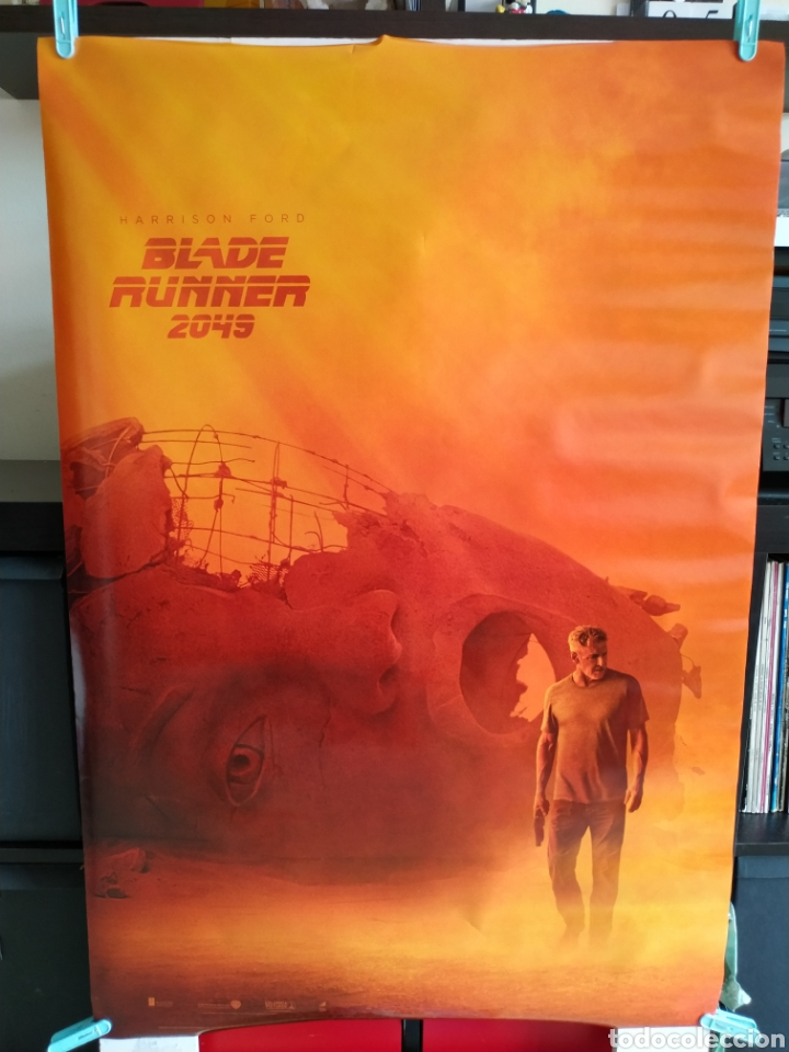 Cine: Cartel Blade Runner 2049 version 2 - sin doblar - Foto 1 - 160152432
