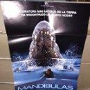 Cine: MANDÍBULAS POSTER ORIGINAL 70X100 YY (2035). Lote 160164285