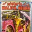 Cine: EL MISTERIO DE LA MALETA NEGRA. JOACHIM HANSEN, SENTA BERGER. AÑO 1962. POSTER ORIGINAL. Lote 160380798