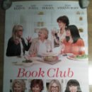 Cine: BOOK CLUB - APROX 70X100 CARTEL ORIGINAL CINE (L64). Lote 160517946