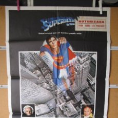 Cine: L1728 SUPERMAN. Lote 160617954