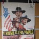 Cine: L1743 EL BUENO EL FEO Y EL MALO. Lote 160620230