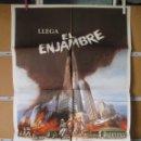 Cine: L1783 EL ENJAMBRE. Lote 160735510