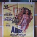 Cine: L1789 ADIOS MUÑECA. Lote 160736034