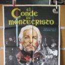 Cine: L1804 EL CONDE DE MONTECRISTO. Lote 160737430