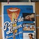 Cine: L1809 POLO DE LIMON. Lote 160738894