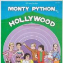 Cine: CARTEL:MONTY PYTHON EN HOLLYWOOD - AUTOR:-ANÓNIMO. Lote 160903796
