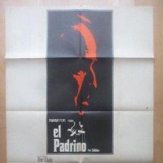 Cine: CARTEL CINE, EL PADRINO, THE GODFATHER, MARLON BRANDO, AL PACINO, C1554. Lote 160967778