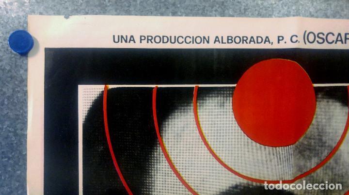 Cine: La sombra de un recuerdo. Manuel Tejada, Emilio Gutiérrez Caba, Sara Lezan AÑO 1978 POSTER ORIGINAL - Foto 2 - 160994542