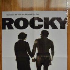Cine: POSTER O CARTEL DOBLE #002 DE ROCKY Y GOTHAM. Lote 161264106