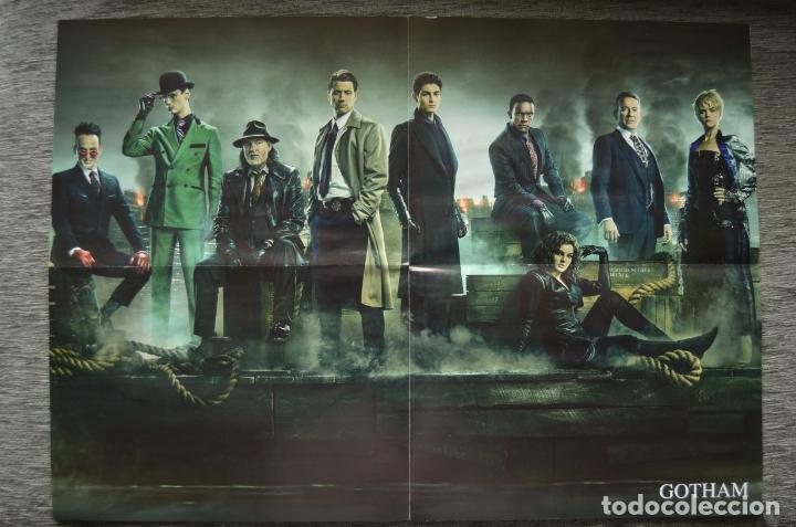 Cine: Poster o cartel doble #002 de Rocky y Gotham - Foto 6 - 161264106