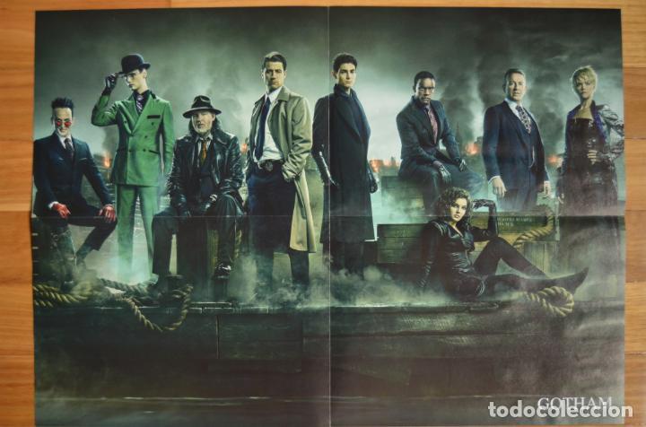 Cine: Poster o cartel doble #002 de Rocky y Gotham - Foto 7 - 161264106