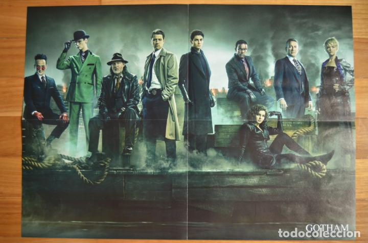 Cine: Poster o cartel doble #002 de Rocky y Gotham - Foto 8 - 161264106