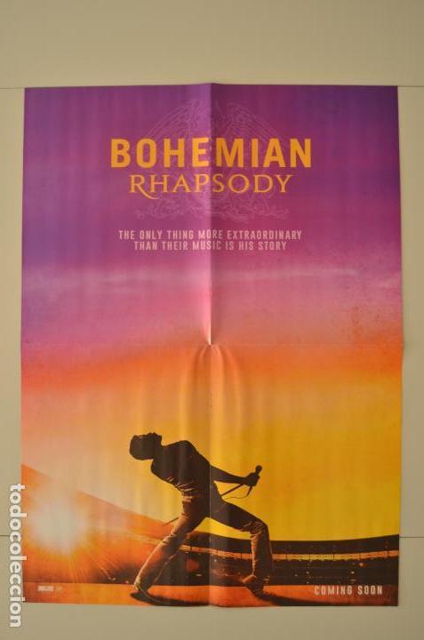 POSTER O CARTEL DOBLE #009 DE BOHEMIAN RHAPSODY Y DAREDEVIL (Cine - Posters y Carteles - Musicales)
