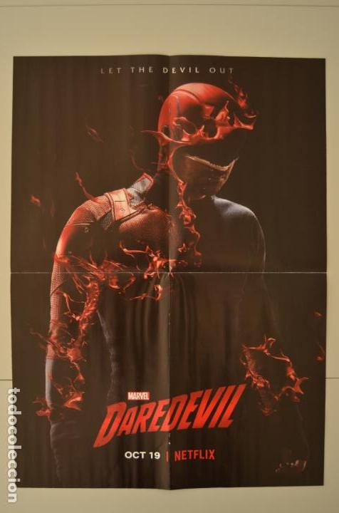 Cine: Poster o cartel doble #009 de Bohemian Rhapsody y Daredevil - Foto 3 - 161267486