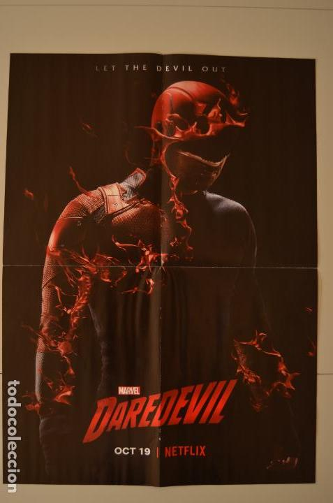 Cine: Poster o cartel doble #009 de Bohemian Rhapsody y Daredevil - Foto 4 - 161267486