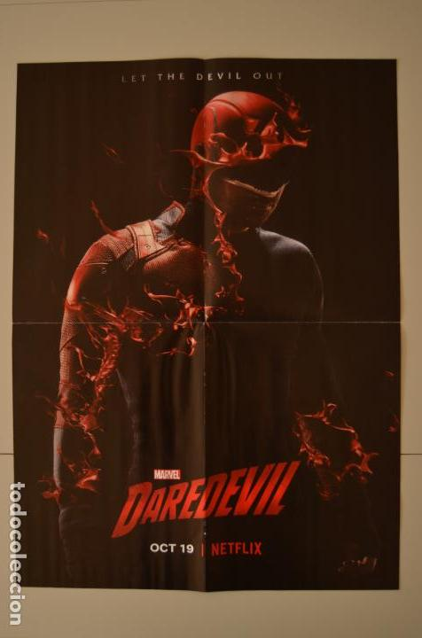 Cine: Poster o cartel doble #009 de Bohemian Rhapsody y Daredevil - Foto 5 - 161267486