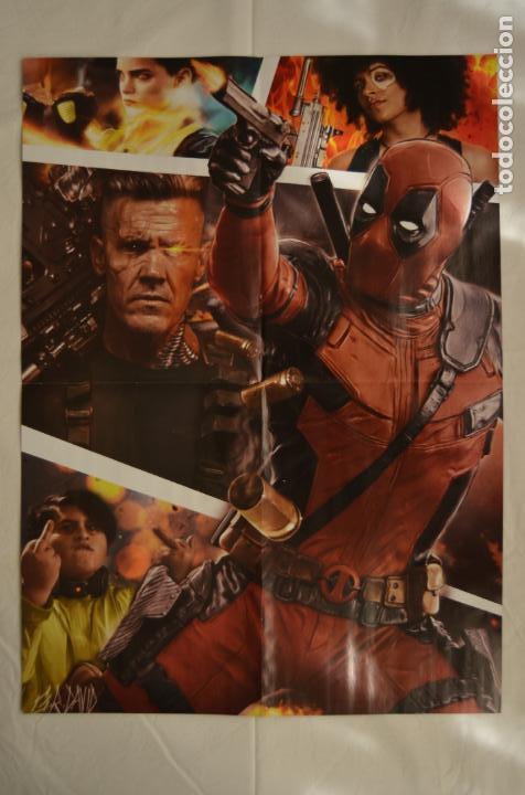 Cine: Poster o cartel doble de Campeones y Deadpool 2 #25 - Foto 4 - 161388294
