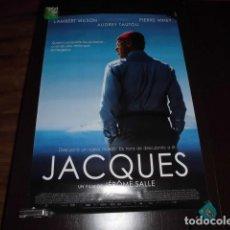 Cine: POSTER O CARTEL DE CINE. JACQUES . ORIGINAL. BUEN ESTADO.. Lote 161491130