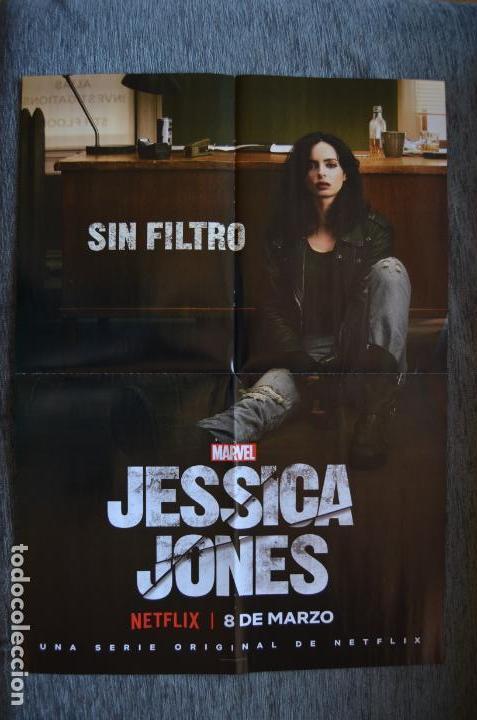 Cine: Poster o cartel doble #032 de Gorrión rojo y Jessica Jones - Foto 3 - 161672214