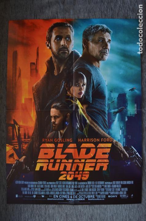 Cine: Poster o cartel doble de El profesor chiflado y Blade Runner 2049 #110 - Foto 3 - 161682706