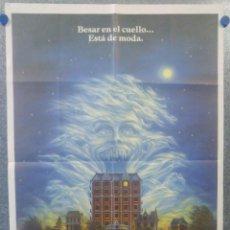 Cine: NOCHE DE MIEDO 2. RODDY MCDOWALL, WILLIAM RAGSDALE AÑO 1988. POSTER ORIGINAL. Lote 174516840