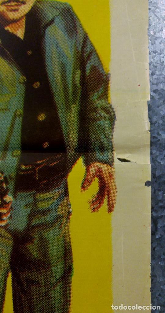 Cine: LOS FORAJIDOS. JOAQUIN CORDERO, ROSA DE CASTILLA. AÑO 1964 POSTER ORIGINAL - Foto 5 - 161926386