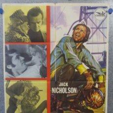 Cine: MI VIDA ES MI VIDA. JACK NICHOLSON, KAREN BLACK, SUSAN ANSPACH. AÑO 1971 POSTER ORIGINAL. Lote 161931098