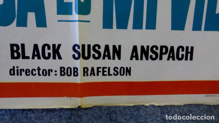 Cine: MI VIDA ES MI VIDA. Jack Nicholson, Karen Black, Susan Anspach. AÑO 1971 POSTER ORIGINAL - Foto 6 - 161931098