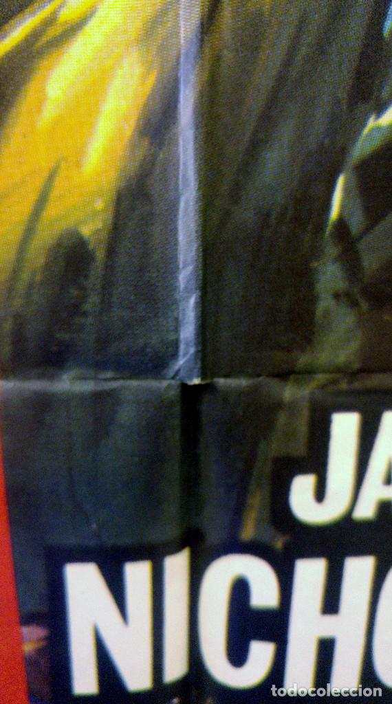Cine: MI VIDA ES MI VIDA. Jack Nicholson, Karen Black, Susan Anspach. AÑO 1971 POSTER ORIGINAL - Foto 9 - 161931098